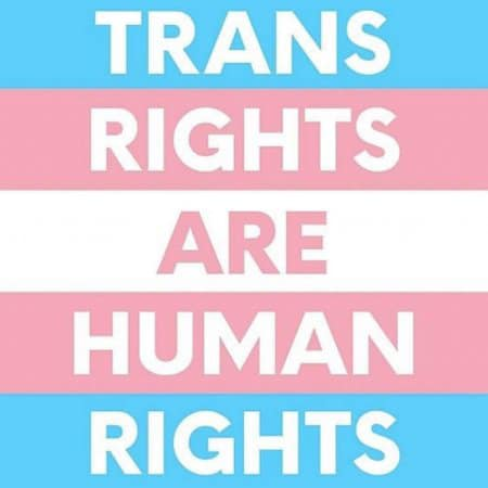 trans rights are